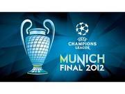 UEFA CHAMPIONS LEAGUE FINAL,  MUNICH 2012 TICKETS.