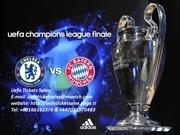 WTS: 2012 UEFA Champions League Final Tickets Chelsea vs FC Bayern