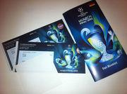 2 X UEFA Champions League Final 2012
