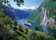 Cruise Holidays Deal - Norwegian Fjord Cruise from only 523pp!