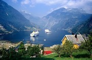 Cruise Holidays Holiday Deal Norwegian Fjord Cruise from 550pp!