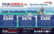 HOT HOT HOT OFFERS - Check out these amazing late availability deals!