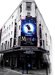 The Cambridge Theatre London