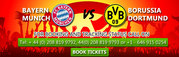 Champions League Final 2013 Tickets