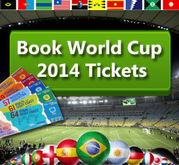 Football World Cup 2014 Tickets